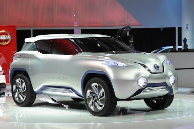 Nissan Terra Eléctrico