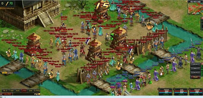 Ai là người xưng vương đầu tiên trong game chiến thuật đầy thử thách này ?