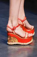 Платформи на Dolce & Gabbana