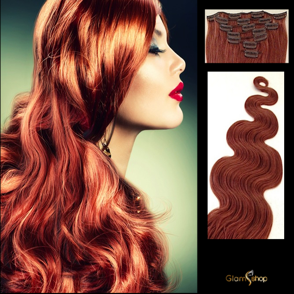 Glam Tips How To Wash And Care For Clip In Human Hair Extensions