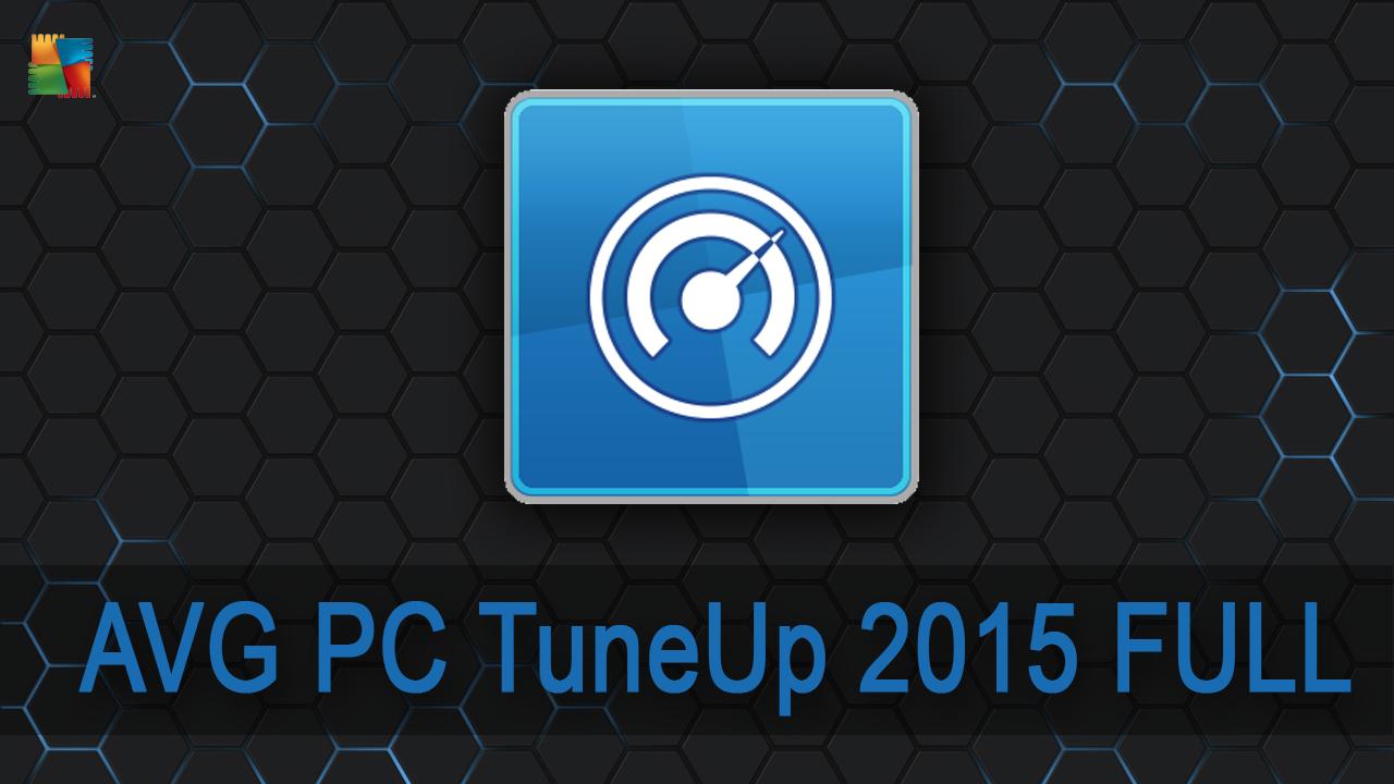 TuneUp Utilities 2015 + Serial (AVG PC TuneUp)