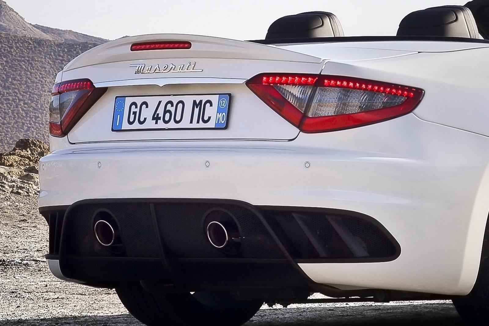 2013 The New Maserati GranCabrio MC | NewsAutomagz