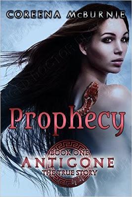 Review: Prophecy by Coreena McBurnie