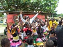Cultura y Deportes en palenque