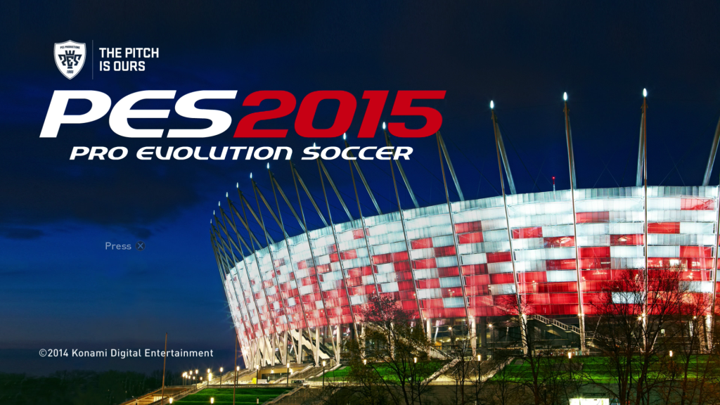 Download Game PES 2015 Apk + Data Android Terbaru