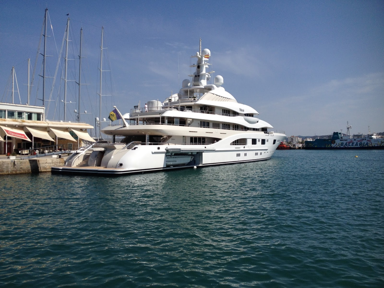 Megayacht VALERIE
