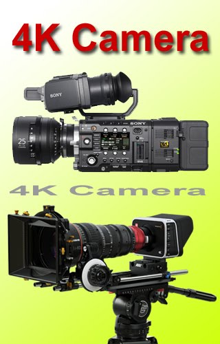 4k Camera Import