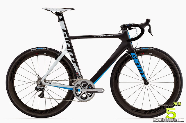 Giant PROPEL ADVANCED SL 0, una perfecta rodadora