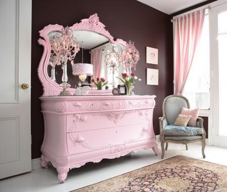 Decorar la casa con rosa antiguo ideas para decorar for Muebles la rosa