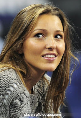 Novak Djokovic's girlfriend