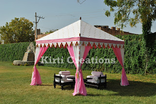 Traditional Luxury Tent