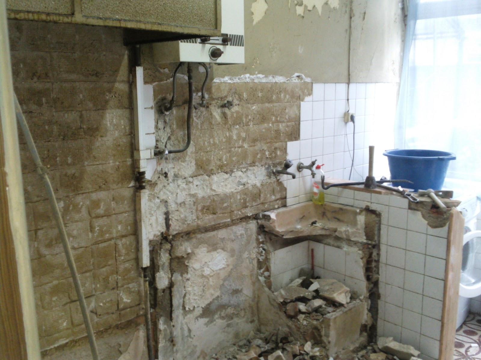 de cozinha em melamina de faia e a montagem dos electrodomésticos #304971 1600 1200