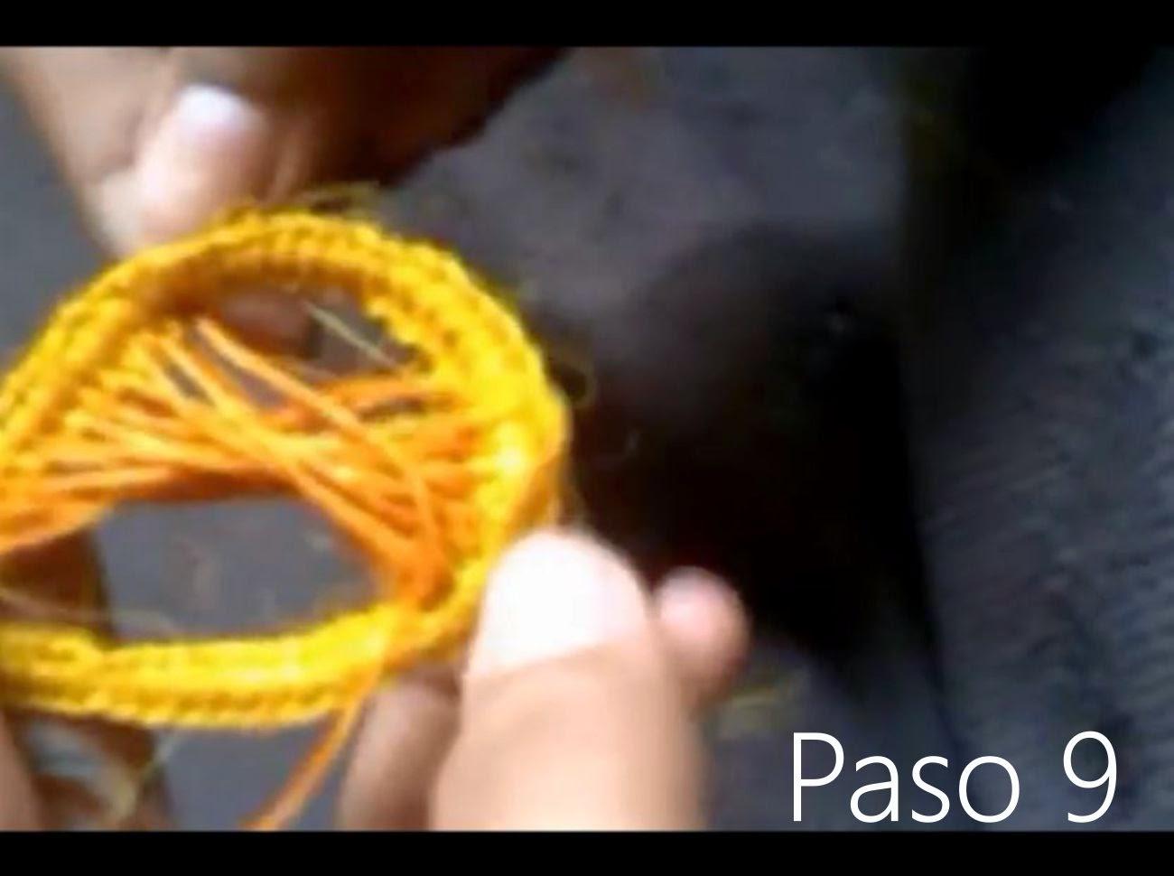 Llavero Lagrima Paso 9