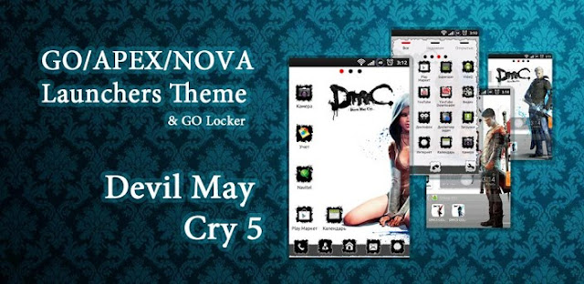 Devil May Cry (DmC) Theme v1.4 APK