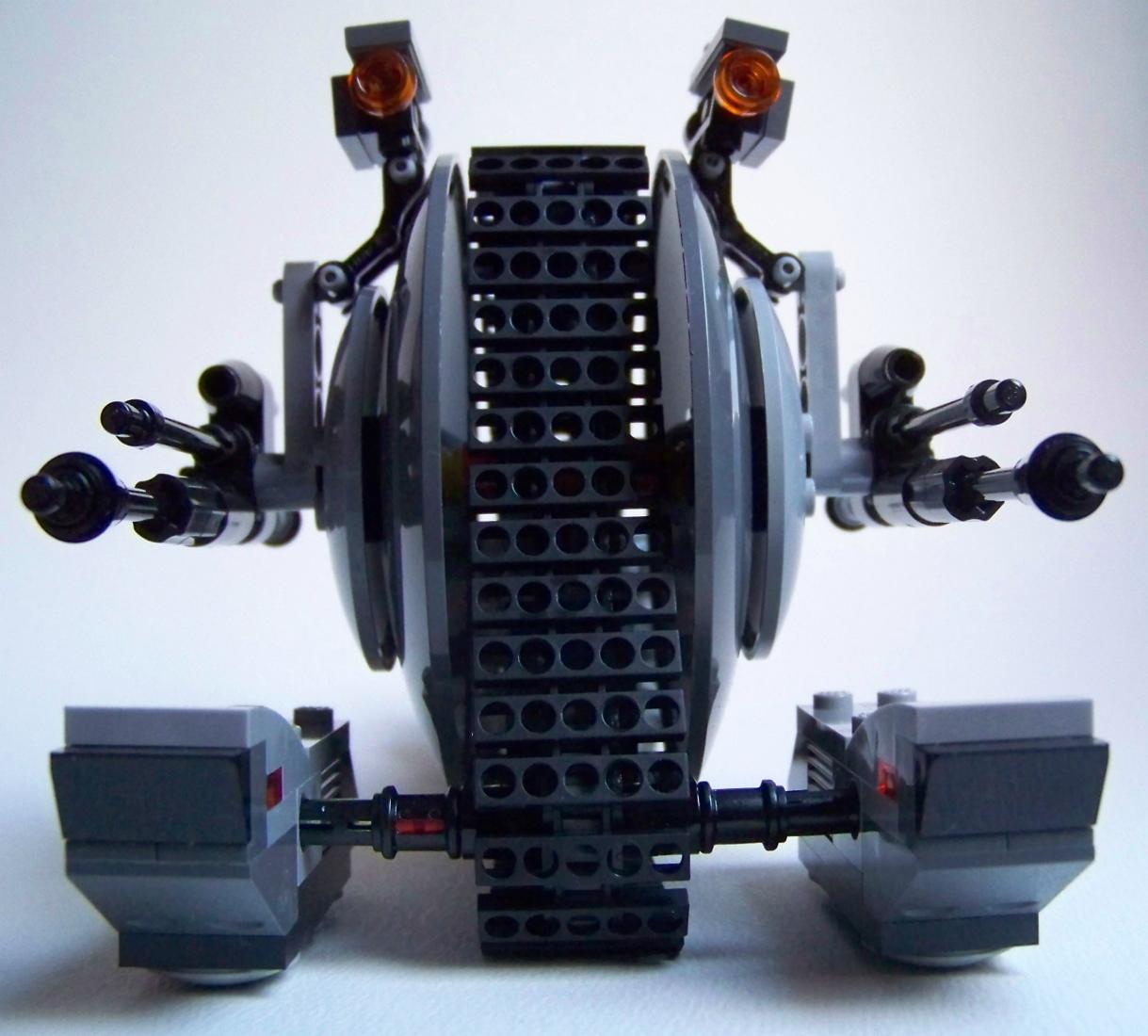 LEGO Star Wars Tank Droid 75015