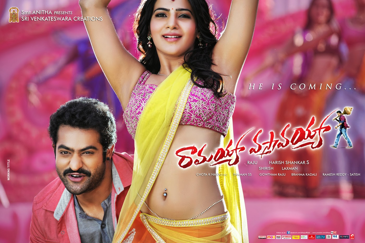 ramayya vasthavayya 2013 telugu full movie online | watch online