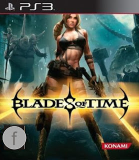 Blades 0f Time PS3
