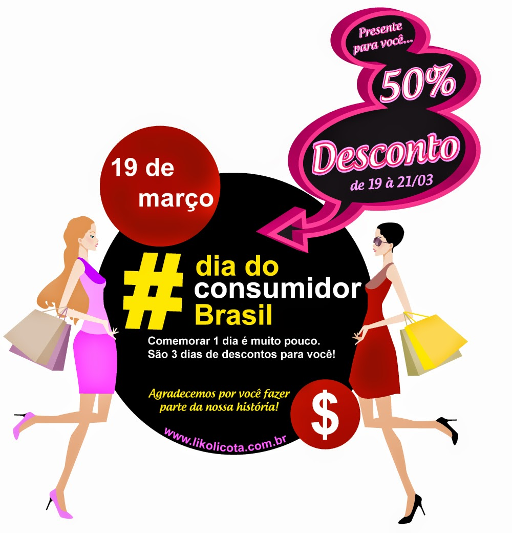 #diadoconsumidor #diadoconsumidorbrasil #desconto #promoção
