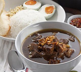 Resep Rawon Daging Sapi Khas Jawa Timur Asli Uueenaaaak
