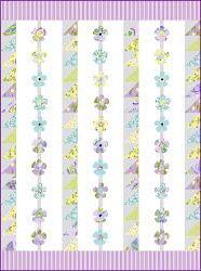Funky Flower Quilt