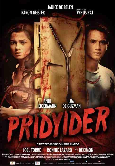 فيلم pridyider رعب