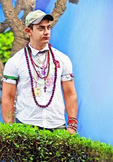 Aamir Khan'ın Peekay filminden görüntüsü