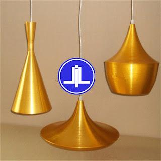 kerajinan lampu gantung tembaga kuningan jaya indahlogam