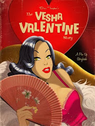 &#39;The Vesha Valentine Story&#39;- Pin Up Girl