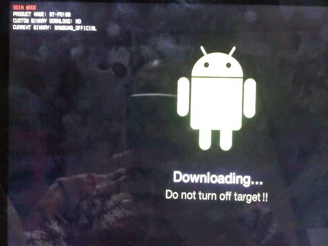 Cara Rooting Android Samsung Galaxy Tab 2