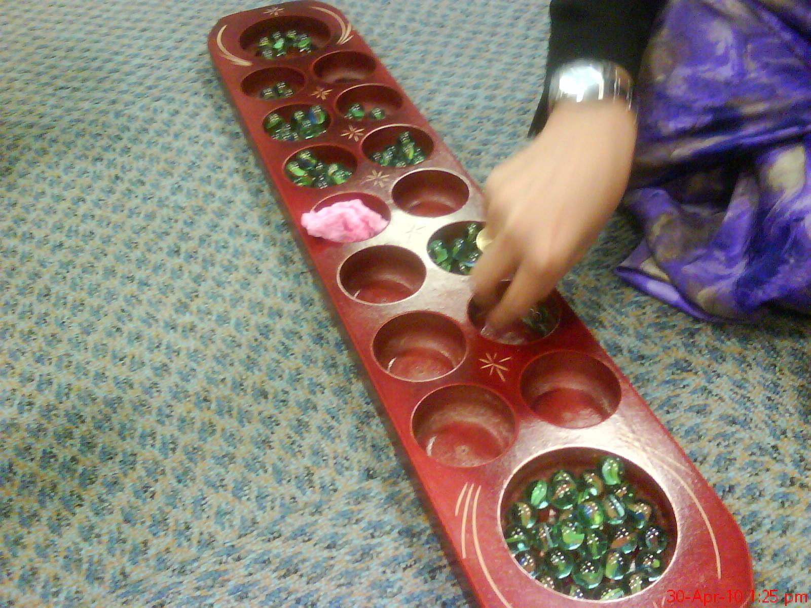 Jenis-jenis Permain Tradisional dan Penerangannya
