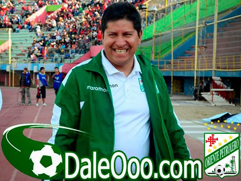 Oriente Petrolero - Eduardo Villegas - Universitario vs Oriente Petrolero - DaleOoo.com web del Club Oriente Petrolero