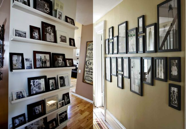 Mcompany style 7 ideas para decorar una pared for Como colgar un espejo grande en la pared