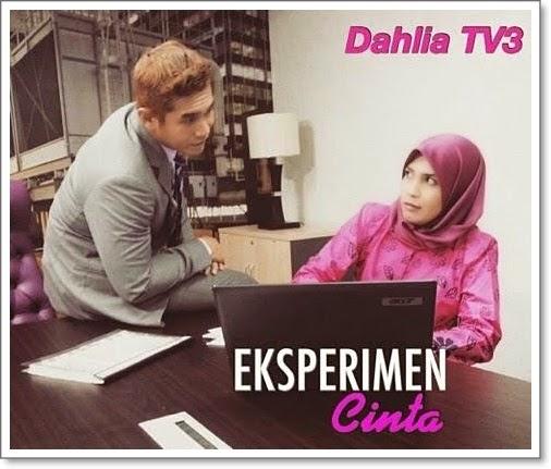 Sinopsis Drama Eksperimen Cinta TV3