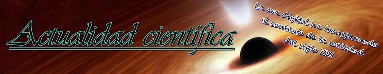 Actualidad científica