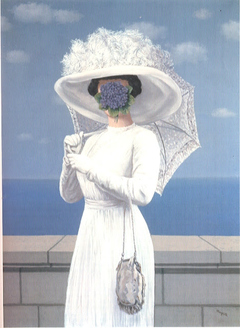 fashion,rené magritte,rene magritte, la grande guerre,flower,fashion flower,fashion blog,@limitlessfashion.blogspot.com