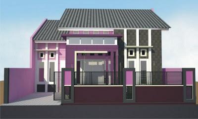 Design Rumah modern minimalis