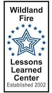 Wildland Fire Lessons Learned Center logo