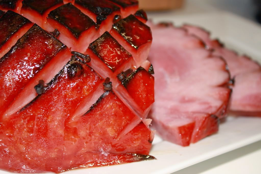Recipe Exchange: Honey Glazed Ham