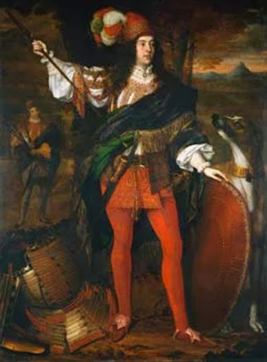 How did the Chieftains get their name - Irish Chieftain O'Neill 1680