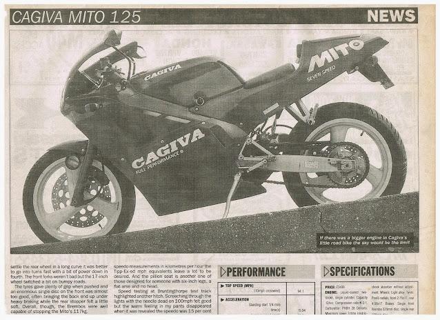 Cagiva Mito Mk1