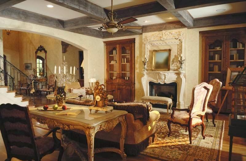 desain interior gaya eropa