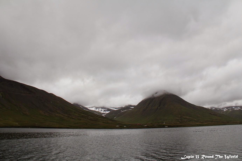 冰島自助旅行遊記照片-平靜的Siglufjordur
