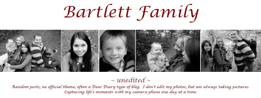 Bartlett Family
