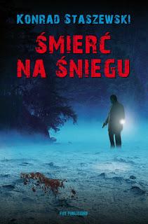 Konrad Staszewski. Śmierć na śniegu.