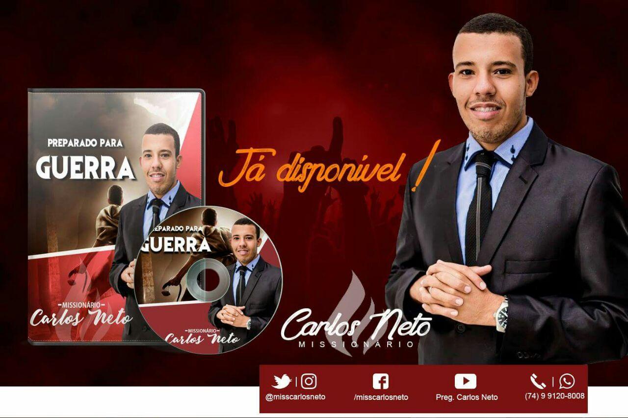 Missionario Carlos Neto