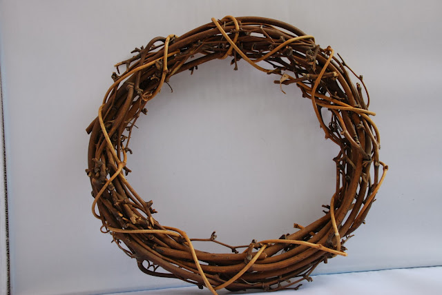 image of willow wreath