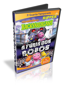 Download Backyardigans A Fúria Dos Robôs Dublado (AVI + RMVb)
