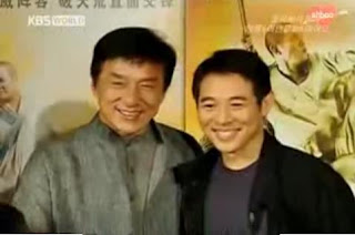 jet li dan jackie chan interview