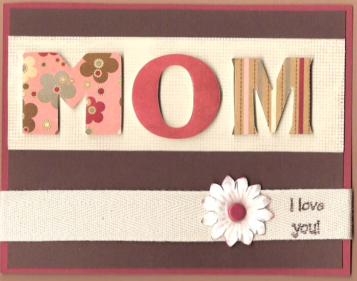 easy mothers day cards to make. mothers day cards to make for