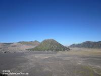 Mt Bromo and Mt Batok, Bukit Bromo dan Bukit Batok, Indonesia